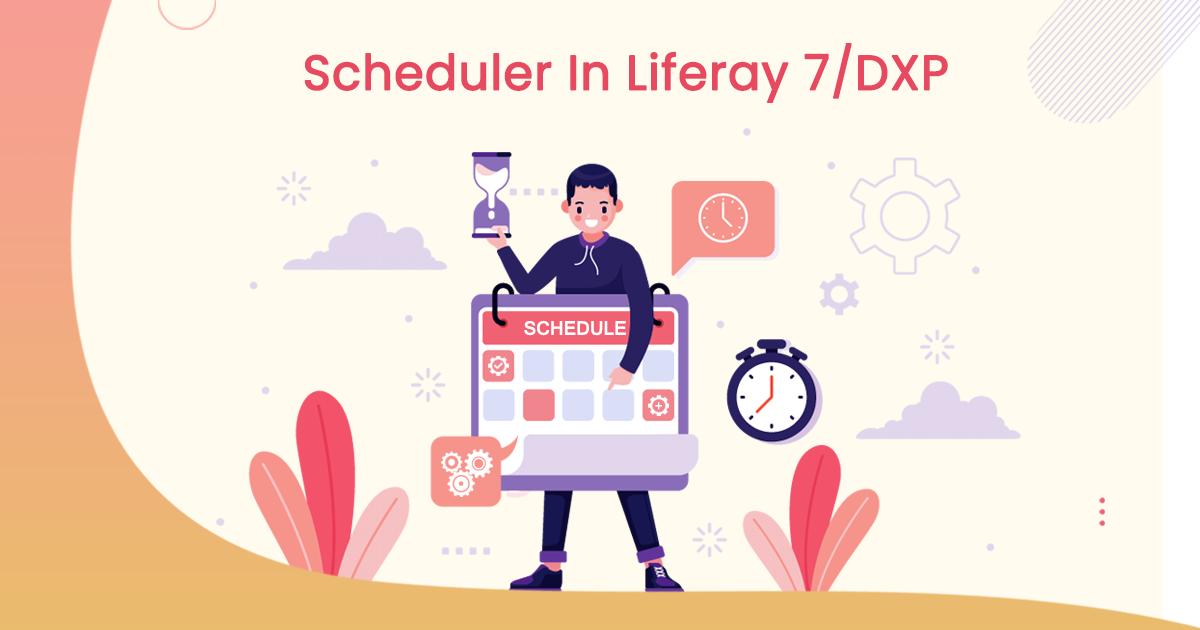 Scheduler in Liferay